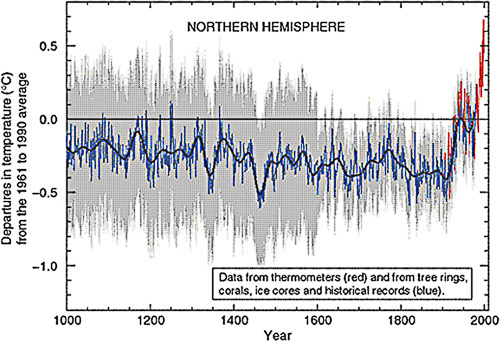 hockey stick illusion the climategate and the corruption of science